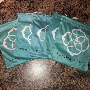 Kendra Scott dust bags (5)